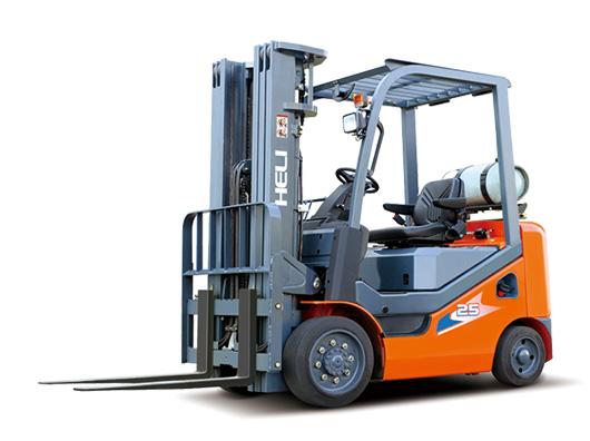 H3系列2-3.2噸小軸距汽油液化氣平衡重式叉車
