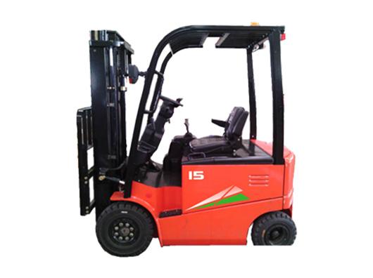 四支點G系列1-1.8噸蓄電池平衡重式叉車
