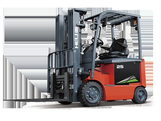 四支點G系列2-3.2噸小軸距蓄電池平衡重式叉車