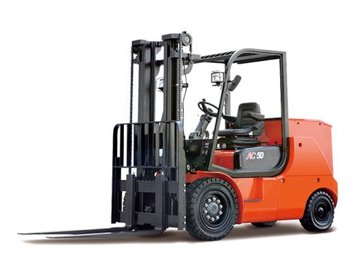 四支點G系列4-5噸蓄電池平衡重式叉車