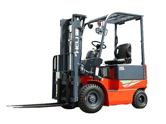 四支點H3系列1-1.8噸蓄電池平衡重式叉車