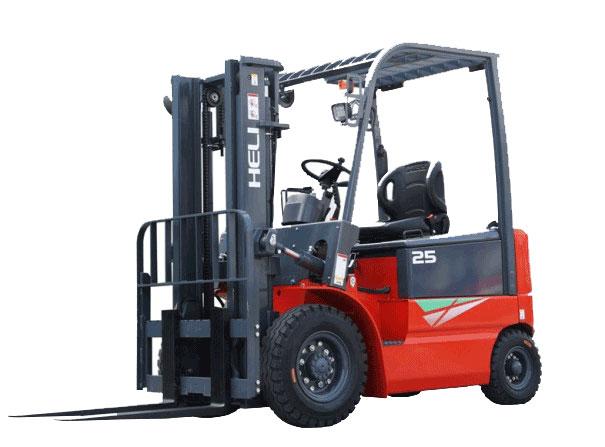 四支點H3系列2-2.5噸蓄電池平衡重式叉車