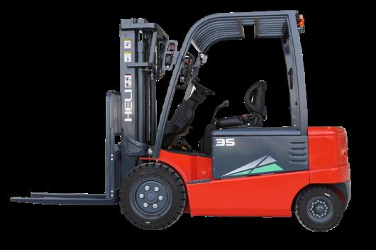 四支點H3系列3-3.5噸蓄電池平衡重式叉車