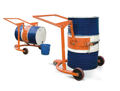 油桶車HD80A